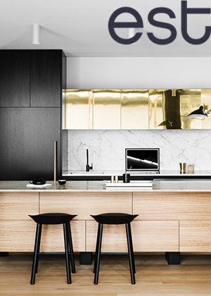 Park Street House features on Est Living Issue 19