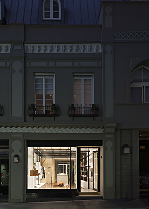 Elk's first flagship store on Yellowtrace